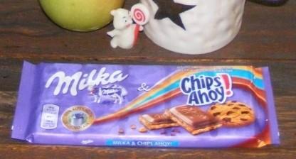 Milka & Chips Ahoy!, Schokolade | Hochgeladen von: Siope