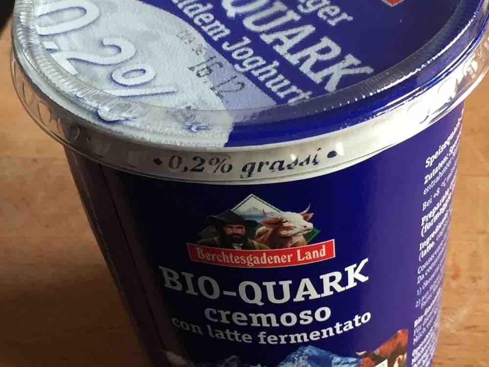 Cremiger BIO-QUARK mit mildem Joghurt, Natur von sylvinee | Hochgeladen von: sylvinee