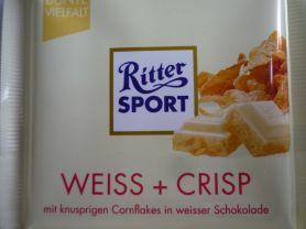 Ritter Sport Weiss + Crisp | Hochgeladen von: pedro42
