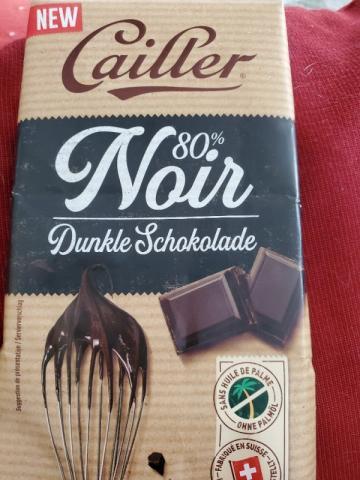 Dunkle Schokolade Noir 80% von Sim.one   Hochgeladen von: Sim.one