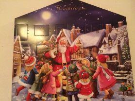 Wintertraum Premium Adventskalender, Vollmilch-Schokolade | Hochgeladen von: puscheline