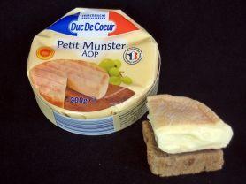 Duc De Coeur, Petit Munster AOP, Würziger Käse | Hochgeladen von: BensonH