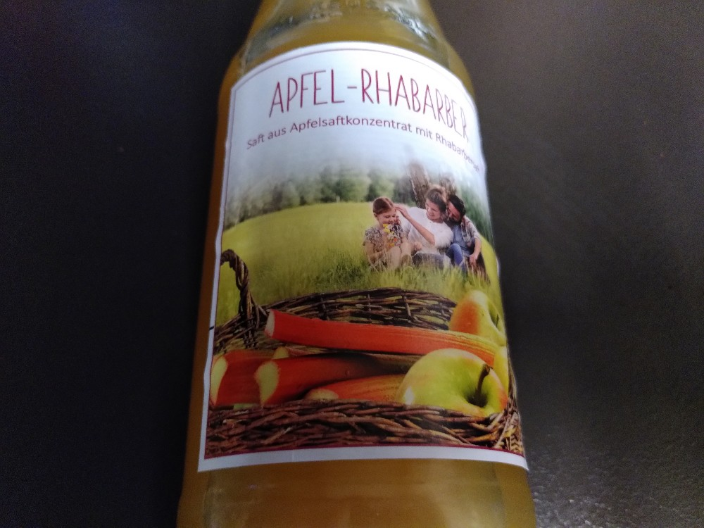 Beckers Bester Heimische Früchte, Apfel-Rhabarber von Dexter DeLonge   Hochgeladen von: Dexter DeLonge