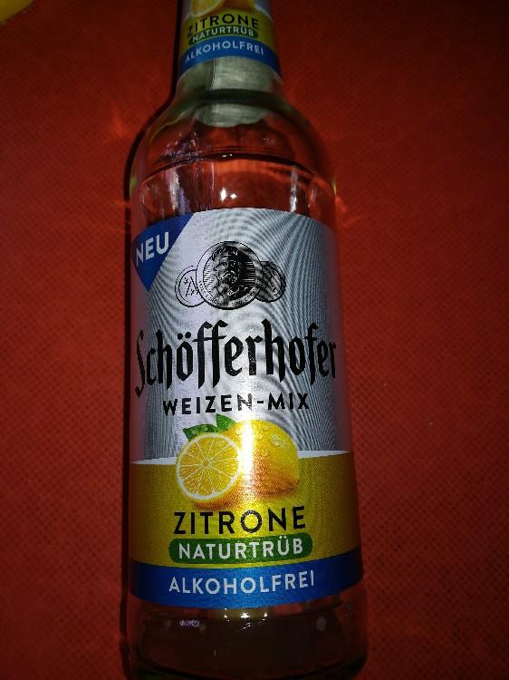 Weizen-Mix alkoholfrei, Zitrone naturtrüb von purpelstons   Hochgeladen von: purpelstons