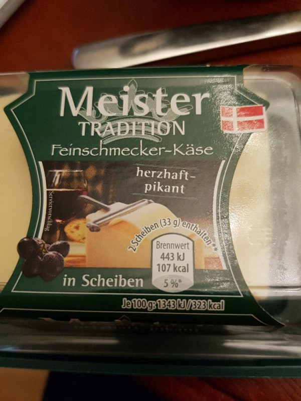 meister tradition feinschmecker käse, herzhaft-pikant von Linde Bruns   Hochgeladen von: Linde Bruns