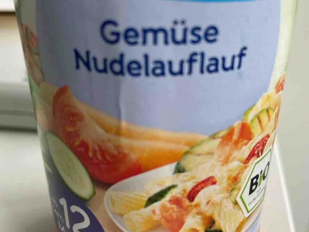 Gemüse-Nudelauflauf von Karin123   Hochgeladen von: Karin123