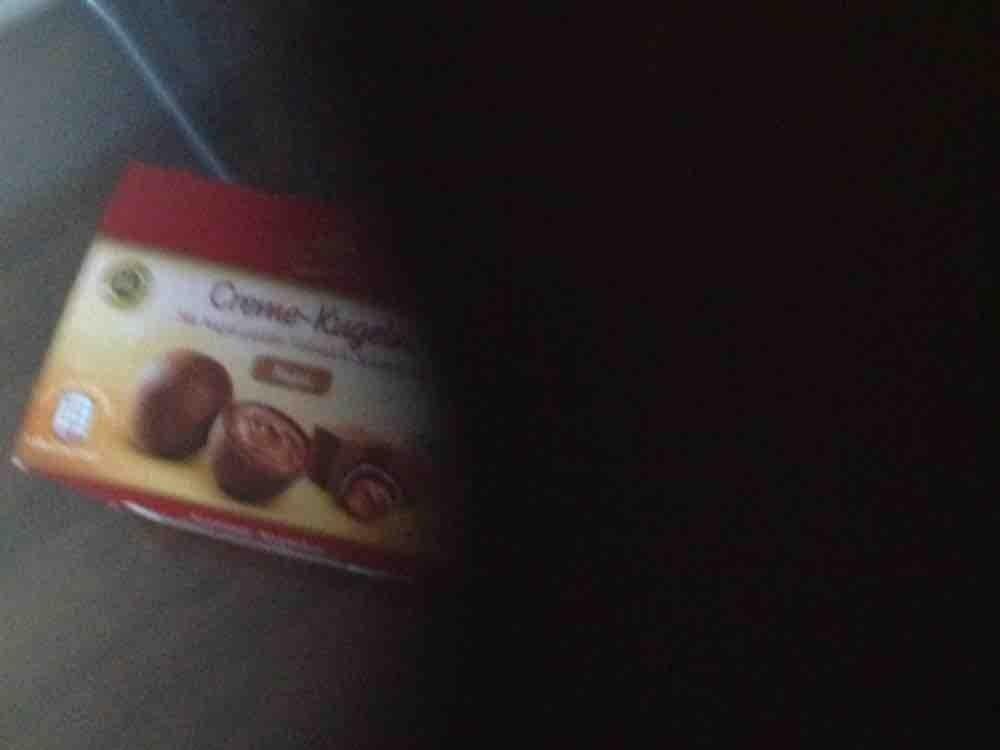 Sprengel Nugat Kugeln, mit Nugat gefüllte Vollmilchschokolade von Geli1234 | Hochgeladen von: Geli1234