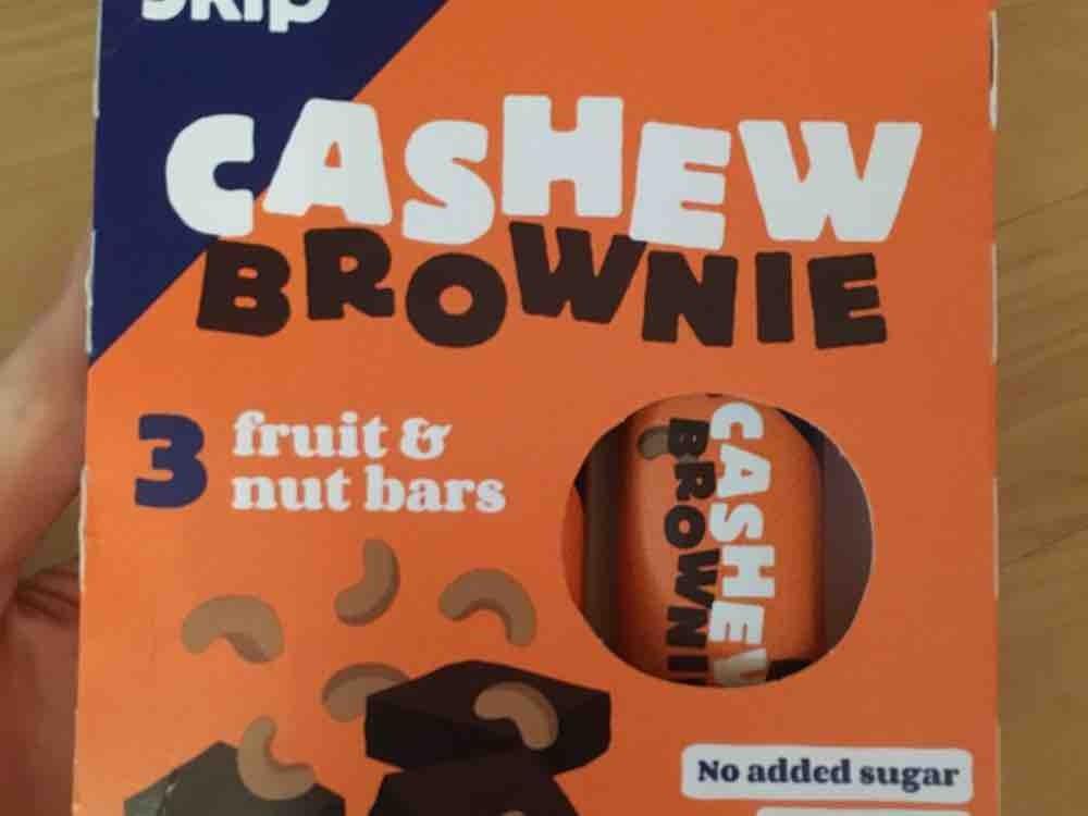 Cashew Brownie, 30g von alexandra.habermeier | Hochgeladen von: alexandra.habermeier