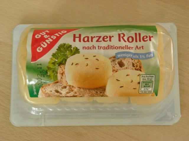 Harzer Roller, Käse   Hochgeladen von: Teecreme