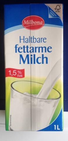 Haltbare fettarme Milch, 1,5% | Hochgeladen von: xmellixx