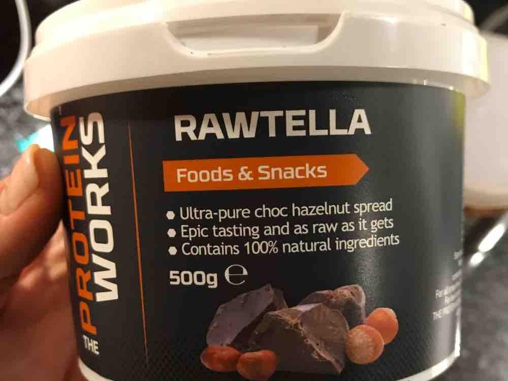 Rawtella, Haselnuss von prcn923 | Hochgeladen von: prcn923