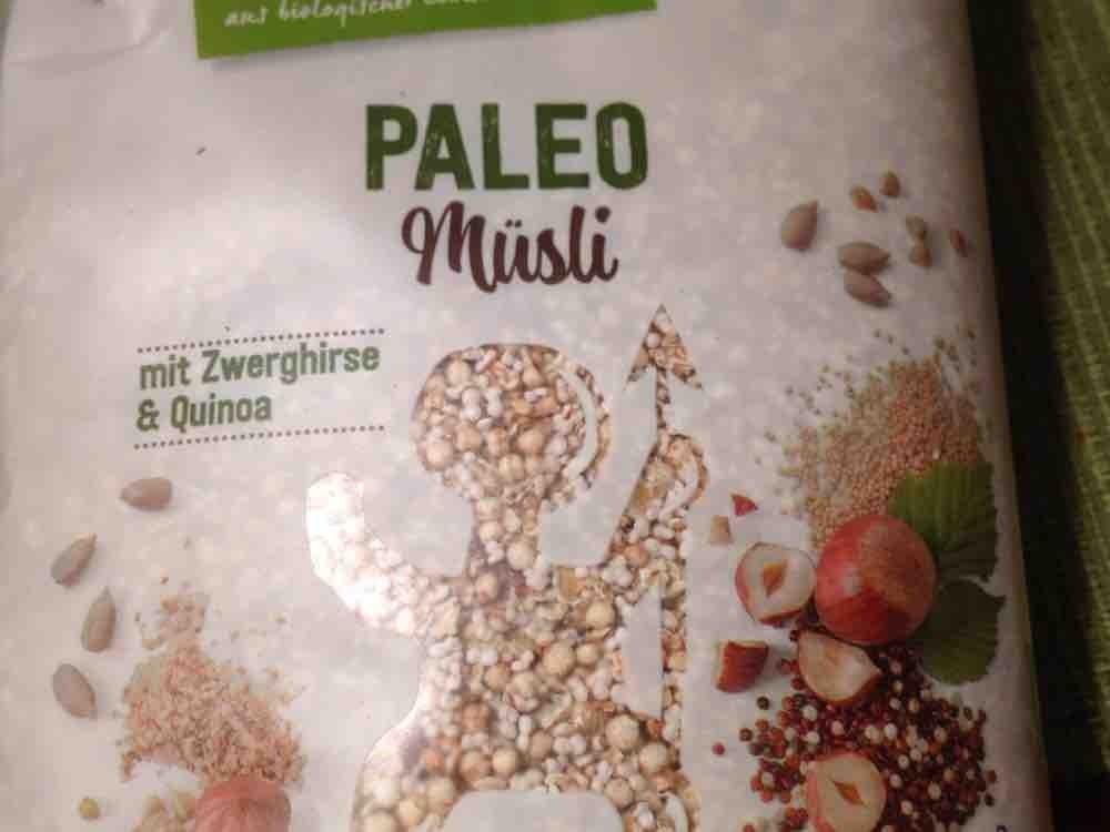 Paleo Msli , mit Zwerghirse & Quinoa von biancabooms271   Hochgeladen von: biancabooms271
