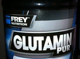 Frey Nutrition Glutamin pur, neutral | Hochgeladen von: tardar