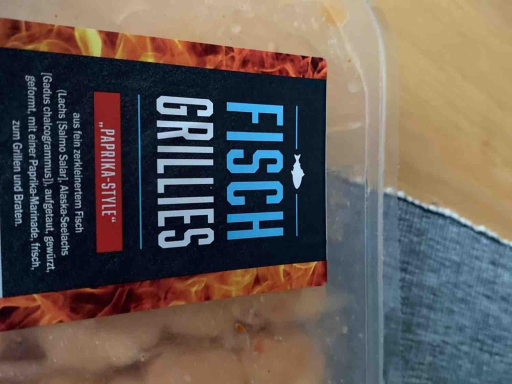 Fisch Grillies Paprika Style von Kobussteffi   Hochgeladen von: Kobussteffi