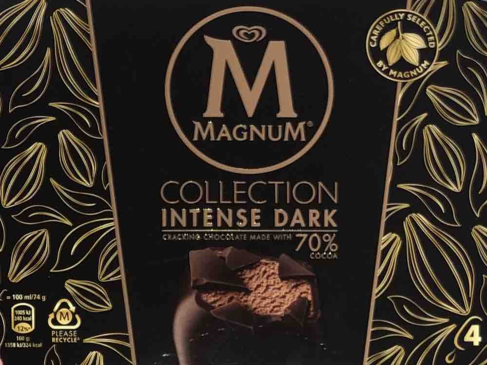Magnum Collection Intense Dark, 70 % Cocoa by VLB   Uploaded by: VLB