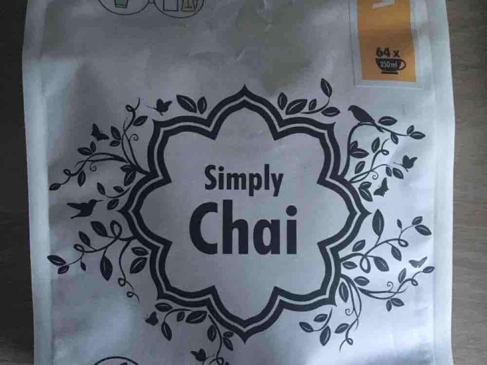 Simply Chai, Vanille von pparker84223 | Hochgeladen von: pparker84223