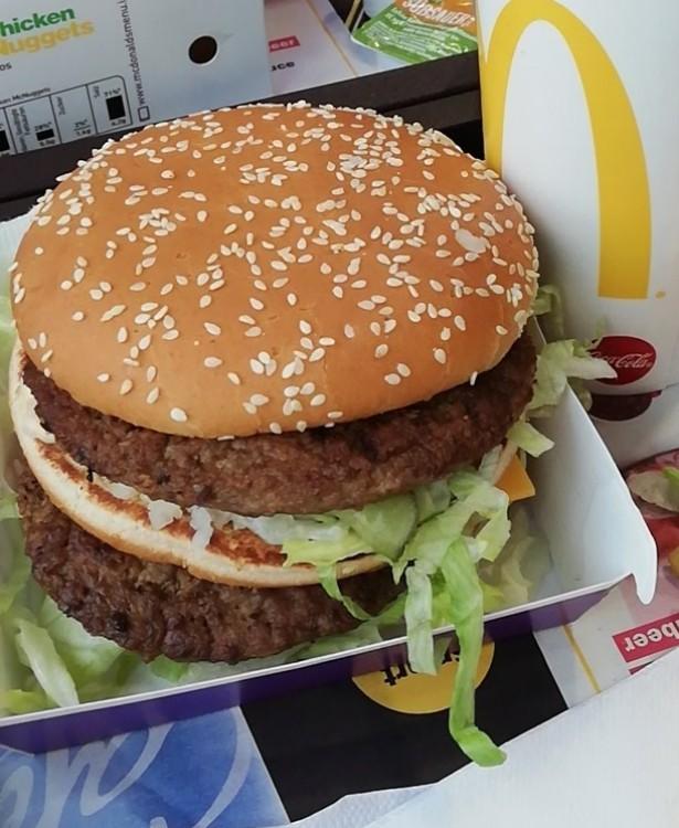 Grand Big Mac von TheFerumbras | Hochgeladen von: TheFerumbras
