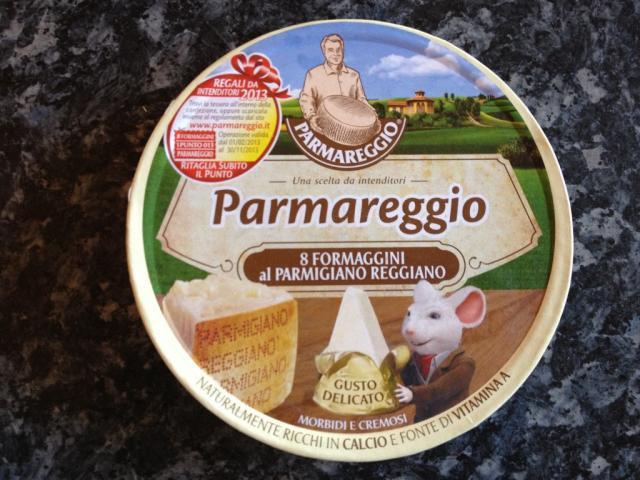 Parmareggio Formaggini    Hochgeladen von: liftingLinda