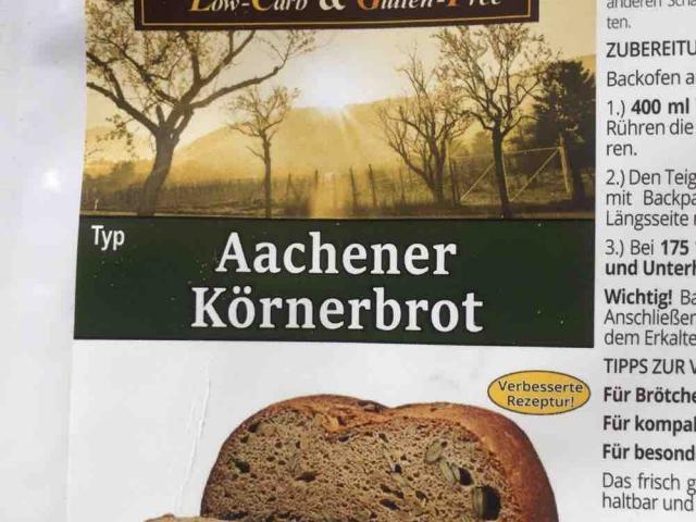 Aachener Körnerbrot von Bussibär   Hochgeladen von: Bussibär