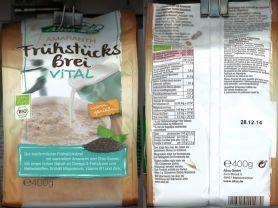 Frühstücksbrei Vital  | Hochgeladen von: panni64