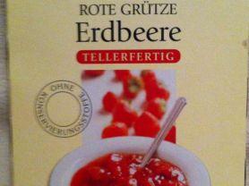 Rote Grütze, Erdbeere | Hochgeladen von: puella