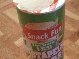 Stapel Chips, Sour Cream & Onion   Hochgeladen von: s333