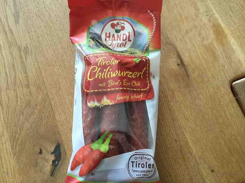 Chiliwurzerl (Handl Tyrol) von mickeywiese | Hochgeladen von: mickeywiese