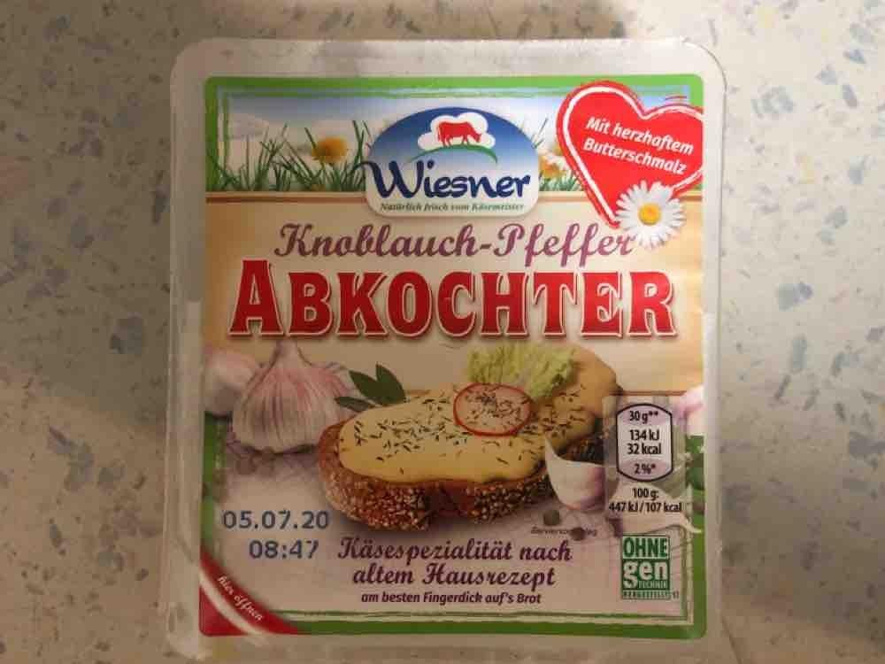 Abkochter, Knoblauch-Pfeffer von ptychozoon   Hochgeladen von: ptychozoon