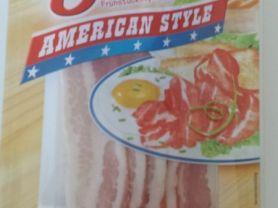 bacon kalorien