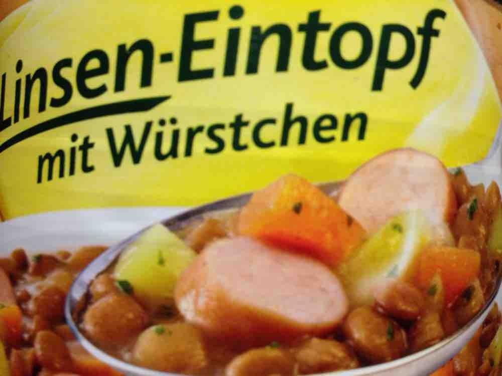 Linsen-Eintopf, mit Würstchen von UDI1212 | Hochgeladen von: UDI1212