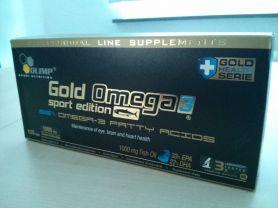 Olimp Gold Omega 3 Sport Edition, Neutral | Hochgeladen von: DaMischo