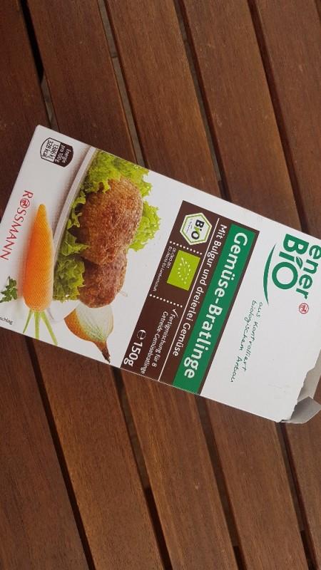 Gemüse-Bratlinge, mit Bulgur und dreierlei Gemüse von theresakaufmann | Hochgeladen von: theresakaufmann