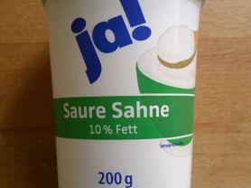 Saure Sahne, 10% | Hochgeladen von: subtrahine