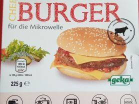 Classic Beef Cheese Burger | Hochgeladen von: Markus6981