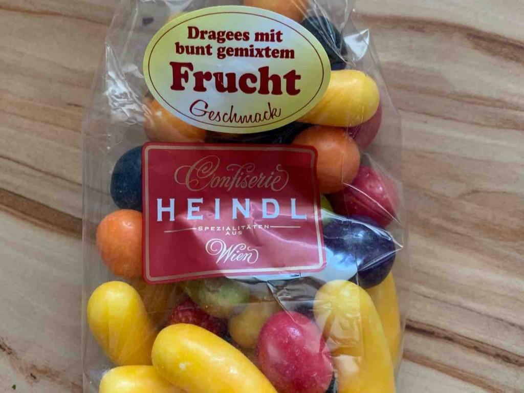 Dragees mit bunt gemixtem Fruchtgeschmack von ik66   Hochgeladen von: ik66