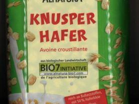 Haferkleie Knusper | Hochgeladen von: panni64