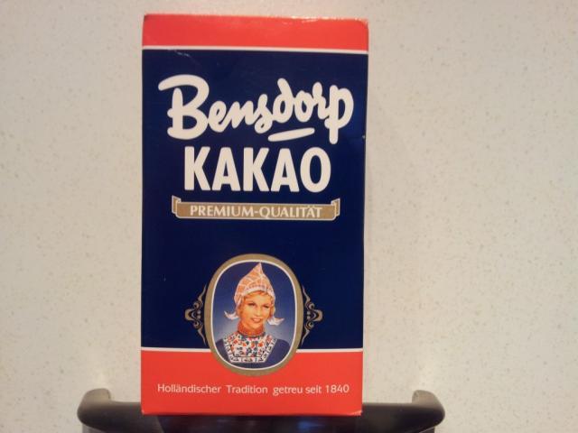 Bensdorp Kakaopulver | Hochgeladen von: nomera