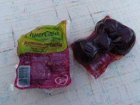 Rote Bete, geschält und gekocht | Hochgeladen von: Claudia berlin