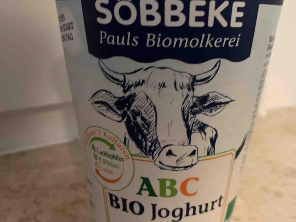 ABC BIO Joghurt, 3.8% Ferment aktiv von tdegode | Hochgeladen von: tdegode