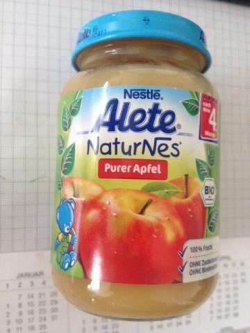 NaturNes, Purer Apfel   Hochgeladen von: xmellixx