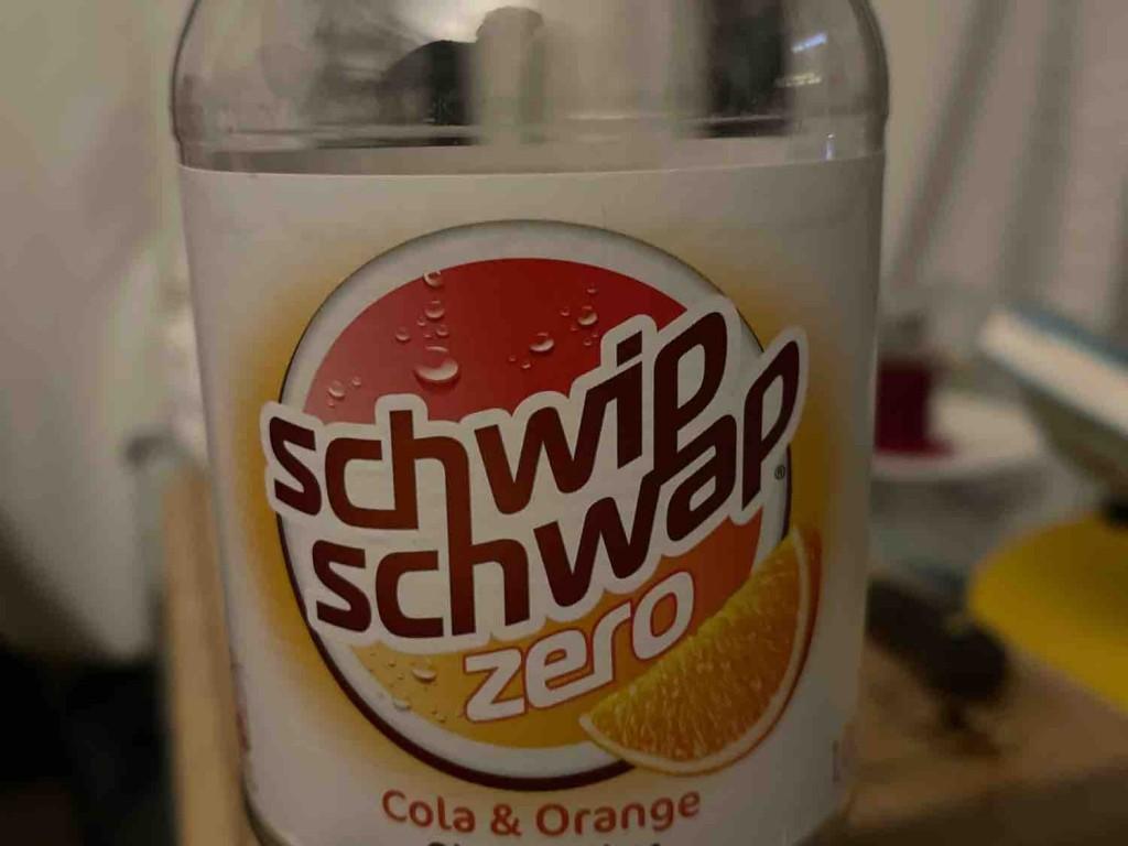 Schwip Schwap ohne Zucker (Zero), Cola+Orange von Flo82449   Hochgeladen von: Flo82449