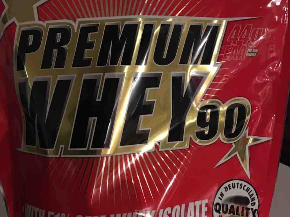 Premium Whey 90 von Carina8711   Hochgeladen von: Carina8711