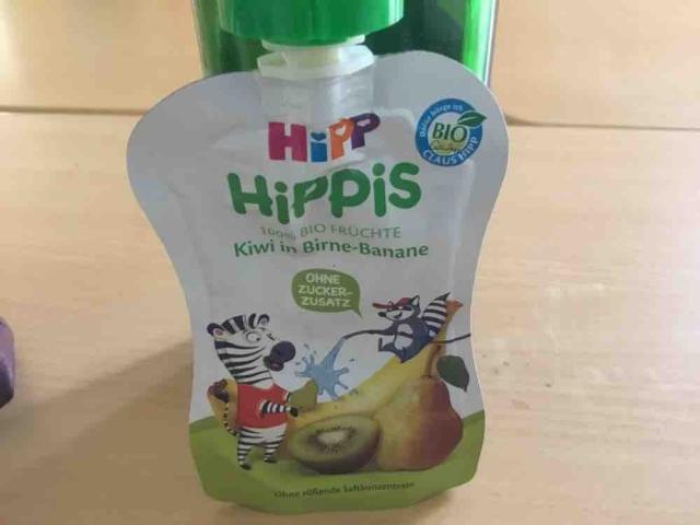 Hippis, Kiwi in Birne-Banane von kadewobo   Hochgeladen von: kadewobo