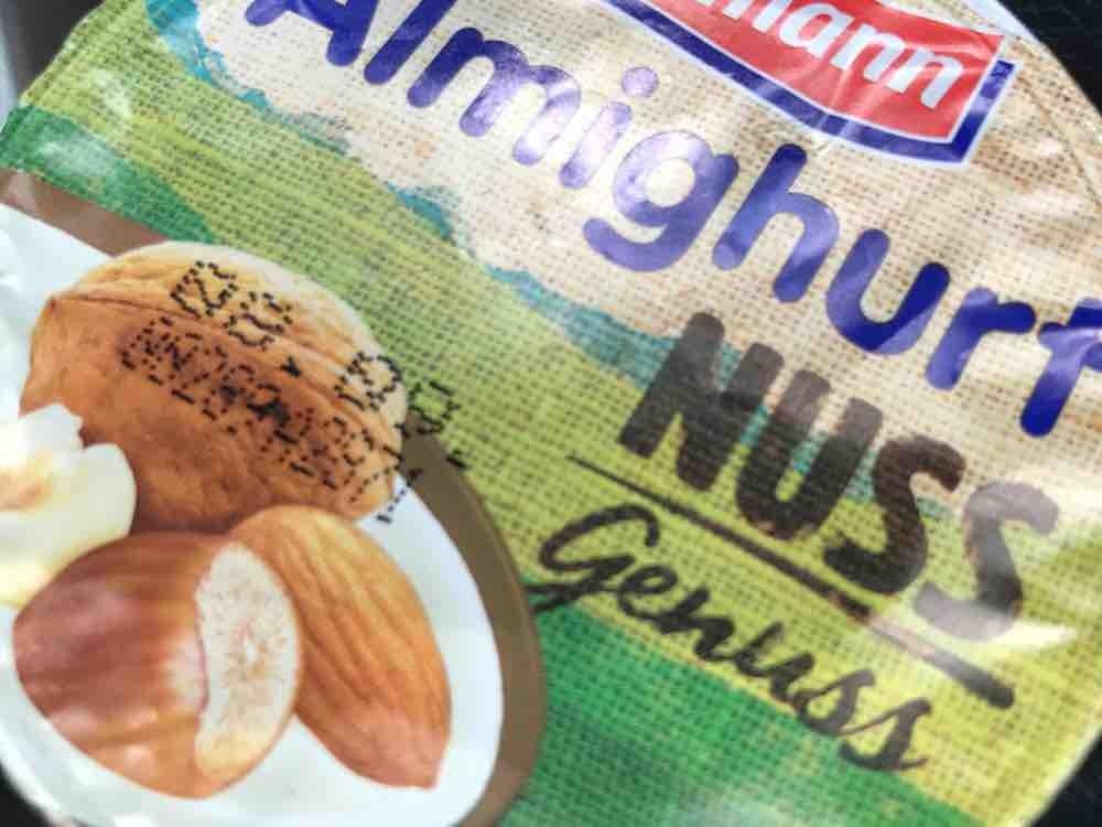 Almighurt, Nuss-Mix von mightymo09   Hochgeladen von: mightymo09
