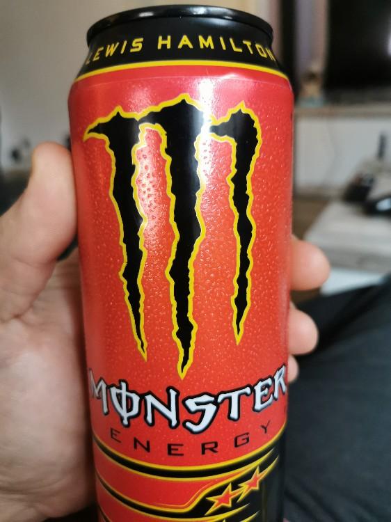 Monster Energy Lewis Hamilton von Chris2690 | Hochgeladen von: Chris2690