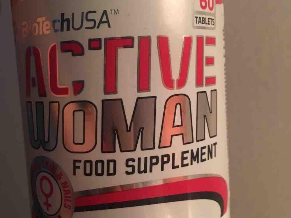 Active Woman, Food Supplement  von cici | Hochgeladen von: cici