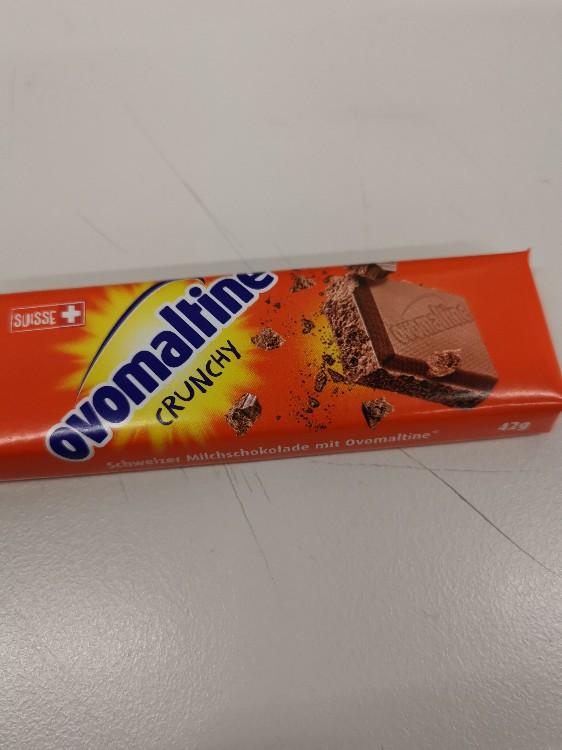 Ovomaltine Schokolade Crunchy, Schokolade von sawadee65   Hochgeladen von: sawadee65