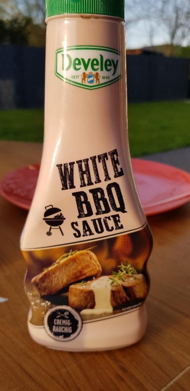 White Bbq Sauce Develey