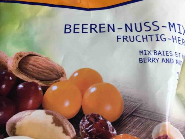 Beeren-Nuss-Mix, Fruchtig-herb von kagreiner | Hochgeladen von: kagreiner