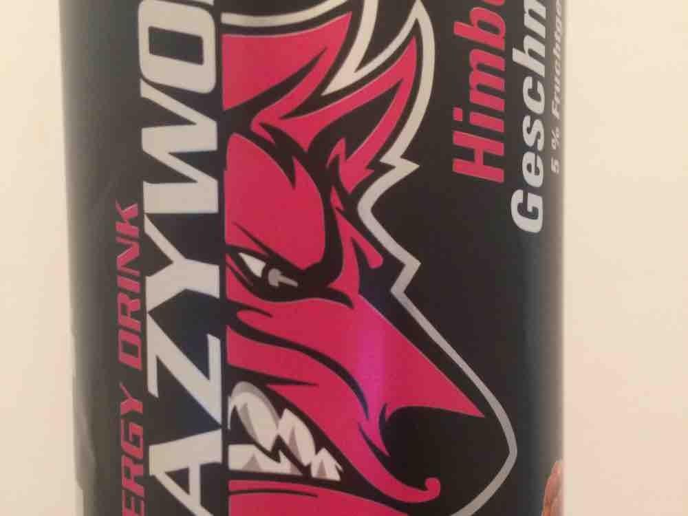 Himbeer Energie Drink , 5%  Fruchtgehalt von pfllanzenpower   Hochgeladen von: pfllanzenpower